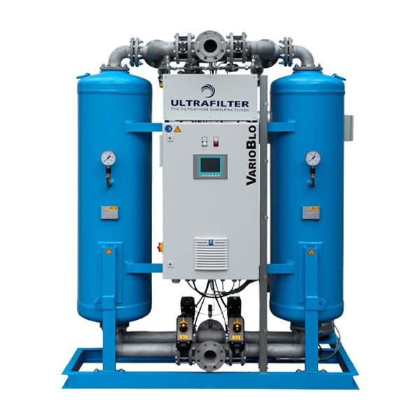 Solutions de traitements d'air comprimé & process