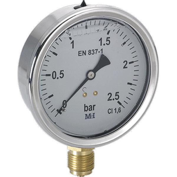 Manomètres thermomètres & transmetteurs